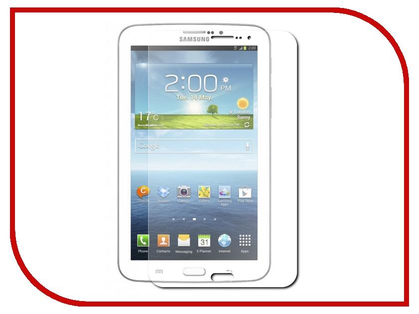 Аксессуар Защитная пленка Samsung Galaxy Tab 3 8.0 InterStep Ultra ультрапрозрачная SGTAB380U 27547
