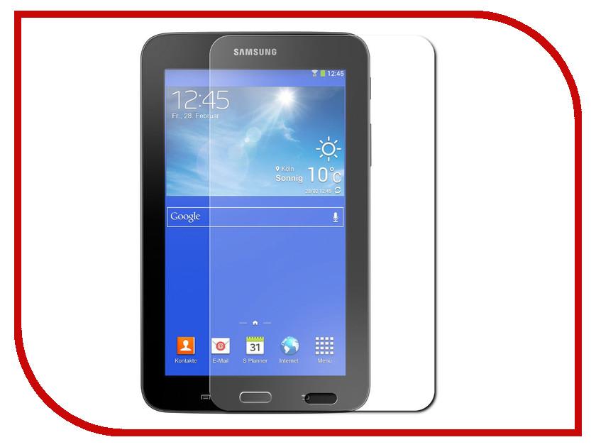Аксессуар Защитная пленка Samsung Galaxy Tab 3 7.0 InterStep Ultra ультрапрозрачная SGTAB370U 27546<br>