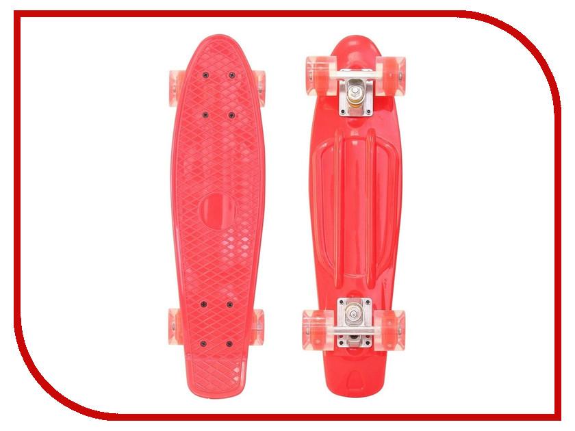 Скейт RT Penny Board Classic 22 YQHJ-11 56x15 Red 146314