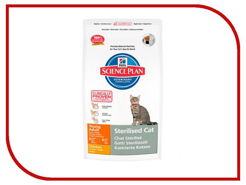 Корм Hills 3.5kg для стерилизованных кошек до 6 лет 9354<br>