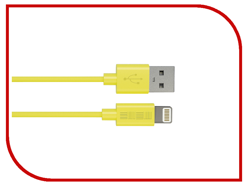 Аксессуар InterStep USB - Lightning 8-Pin IPH5MFIYL 39688