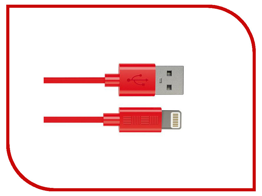 Аксессуар InterStep USB - Lightning 8-Pin IPH5MFIRD 39690<br>
