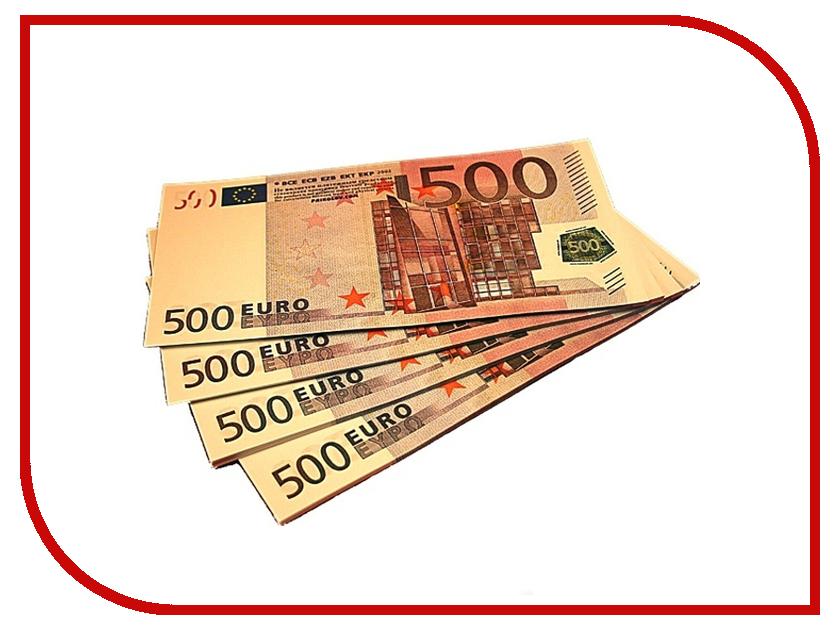 Шуточные купюры СмеХторг 500 евро пачка 100шт