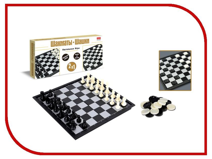 Настольная игра Ножемир Шахматы и Шашки ZYC-0469<br>