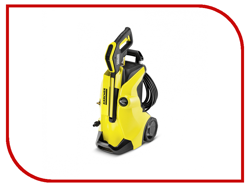 Мойка Karcher K 4 Full Control 1.324-000 lileng 821 usb powered 3 blade 2 mode fan black 4 x aa