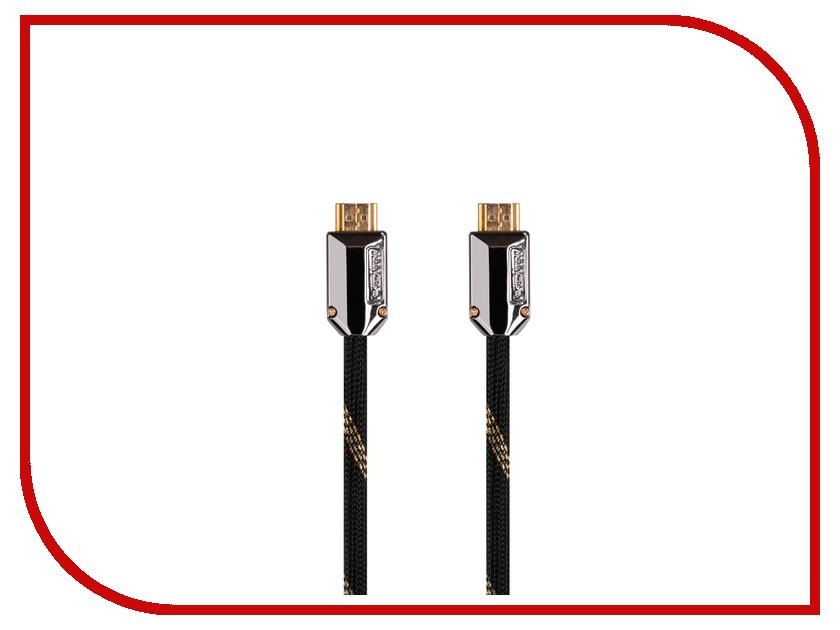 Аксессуар InterStep HDMI-300 HDMI 3m HDMI300KA 16429<br>