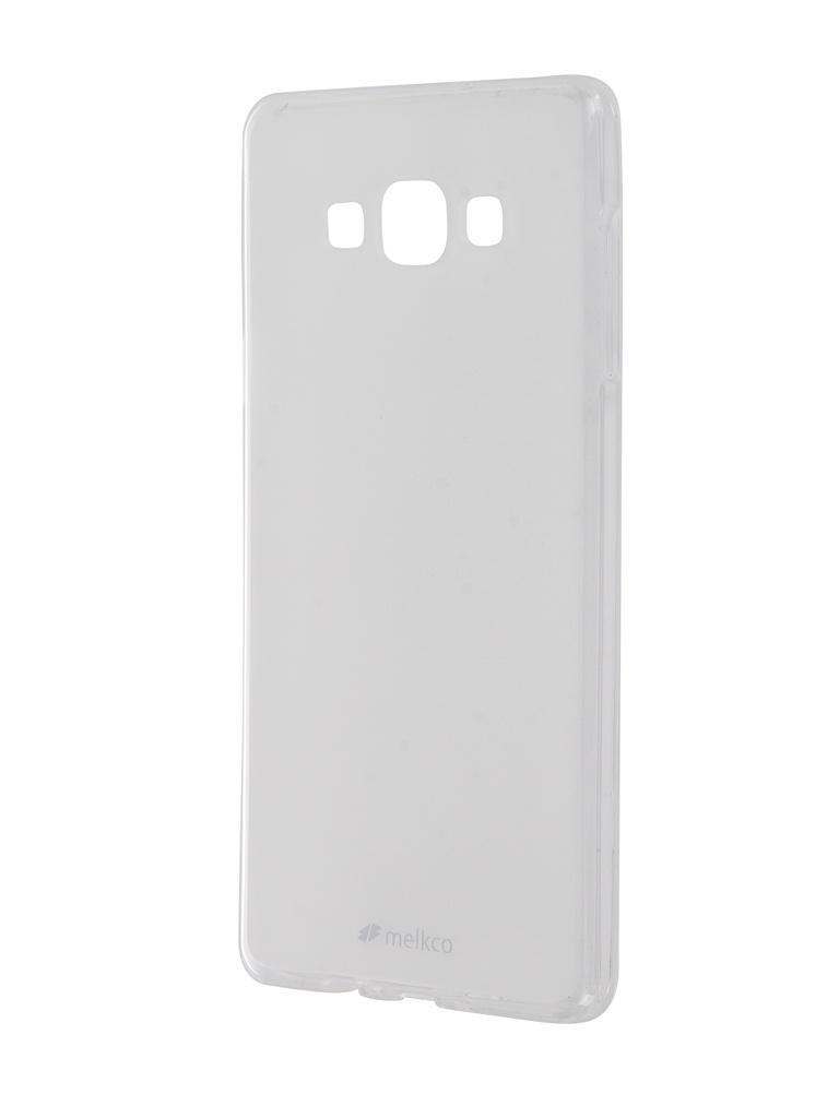 ��������� ����� Samsung Galaxy A7 (2016) Melkco TPU Transparent Mat 7705