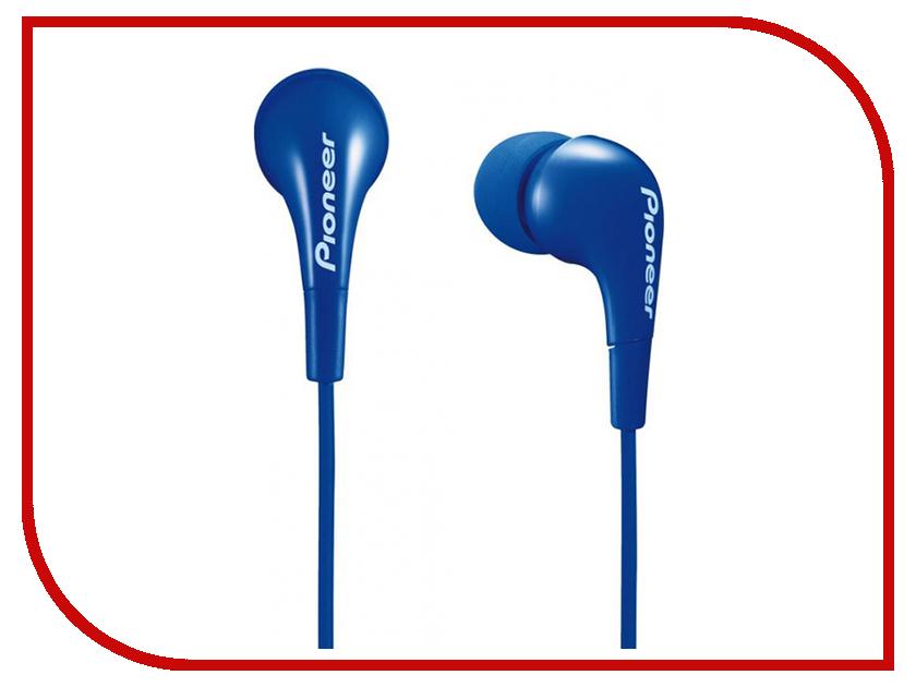 Наушники Pioneer SE-CL502-L Blue<br>