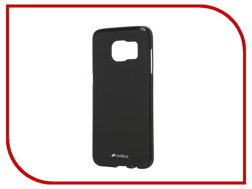 Аксессуар Чехол Samsung Galaxy S7 Edge G935F Melkco TPU Black Mat 9264<br>