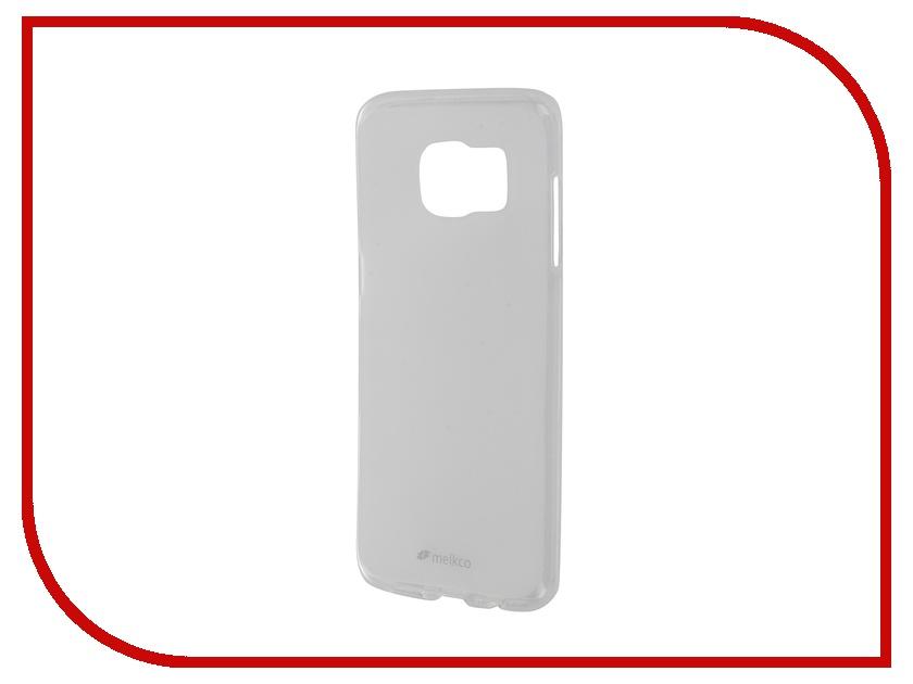 Аксессуар Чехол Samsung Galaxy S7 Edge G935F Melkco TPU Transparent Mat 9265<br>