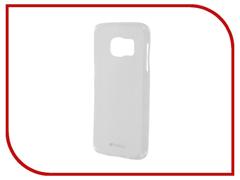 Аксессуар Чехол Samsung Galaxy S7 G930F Melkco TPU Transparent Mat 9262<br>