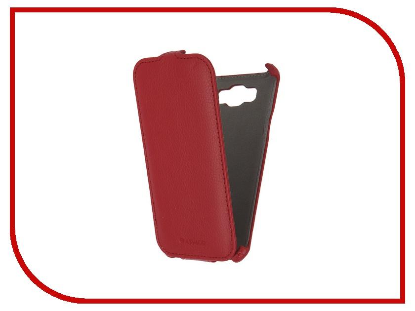 Аксессуар Чехол Samsung Galaxy J7 2016 Armor Red 8020<br>