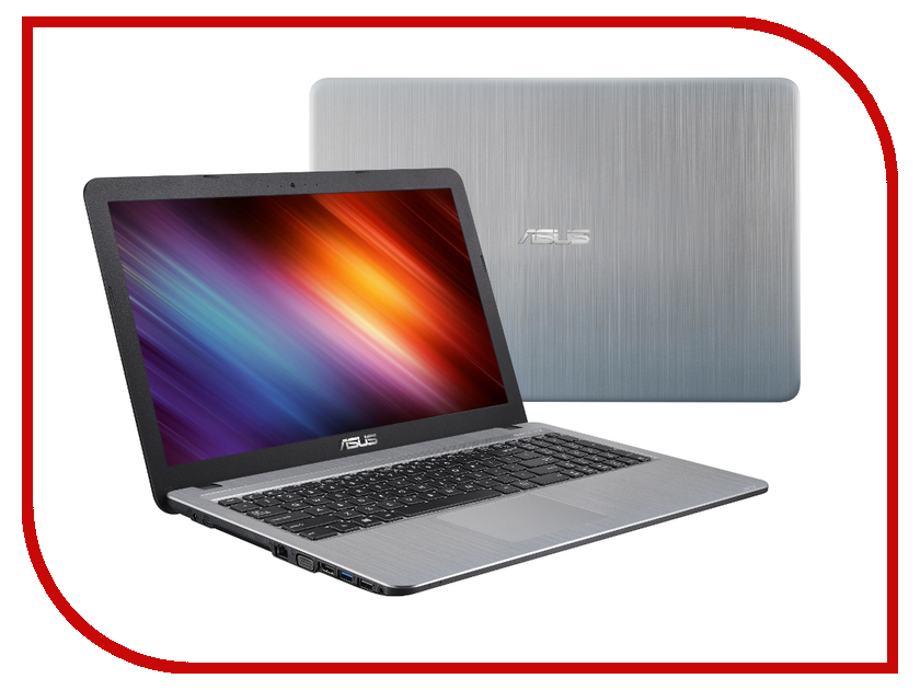 Ноутбук ASUS X540SA-XX079D 90NB0B33-M02560 Intel Pentium N3700 1.6 GHz/4096Mb/500Gb/DVD-RW/Intel HD Graphics/Wi-Fi/Bluetooth/Cam/15.6/1366x768/DOS