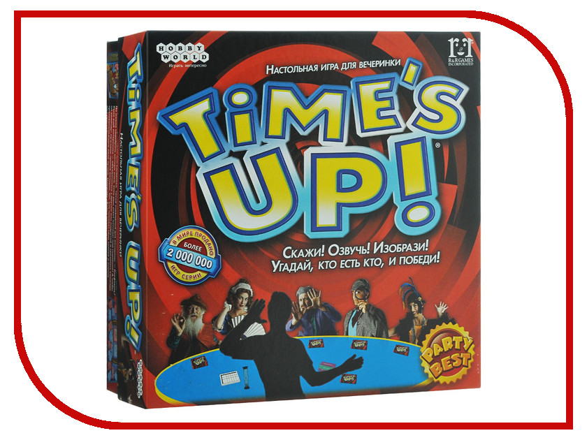 Настольная игра Hobby World TimeS Up! 1391<br>