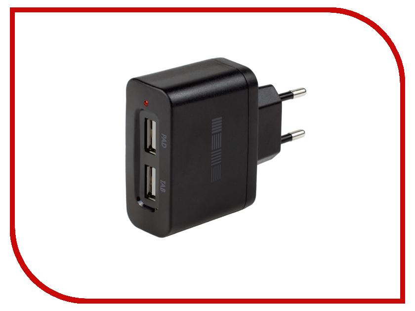 �������� ���������� InterStep 2 USB 2000 mA IS-TC-2USB0002K-000B201 21609