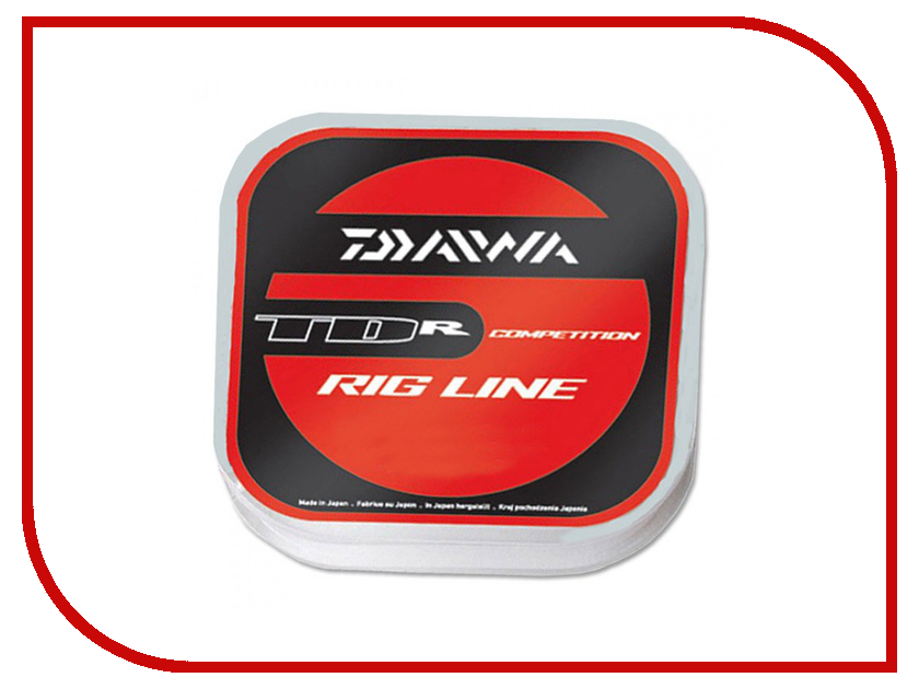 Леска Daiwa TDR Rig Line 0.08mm 100m 1 штука