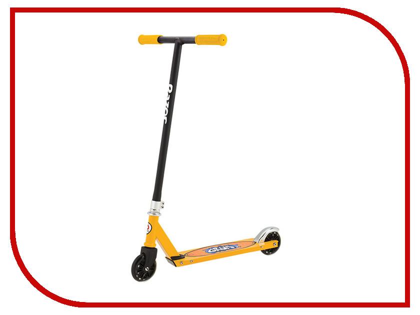 Самокат Razor Grom Sport Black-Yellow