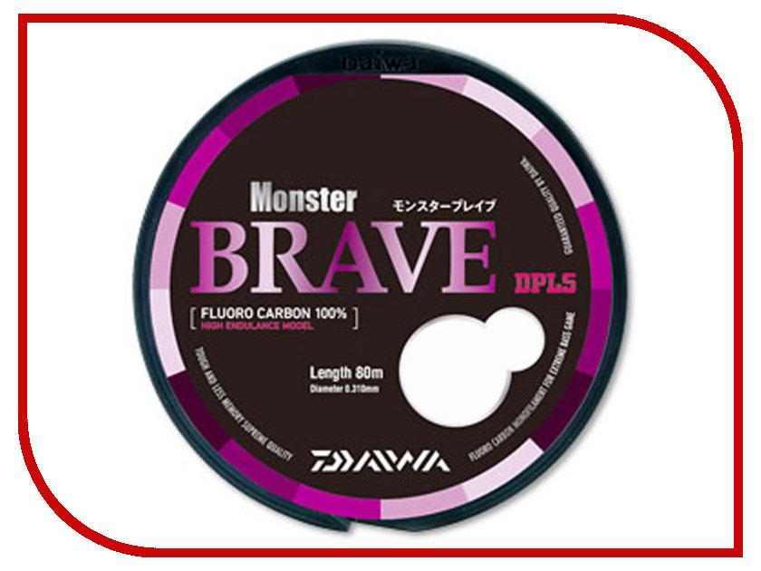 Леска Daiwa Monster Brave 22lb 80m 04625357<br>