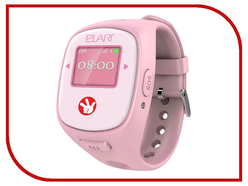 Elari Fixitime 2 Pink аксессуар чехол elari для elari cardphone и iphone 6 plus blue