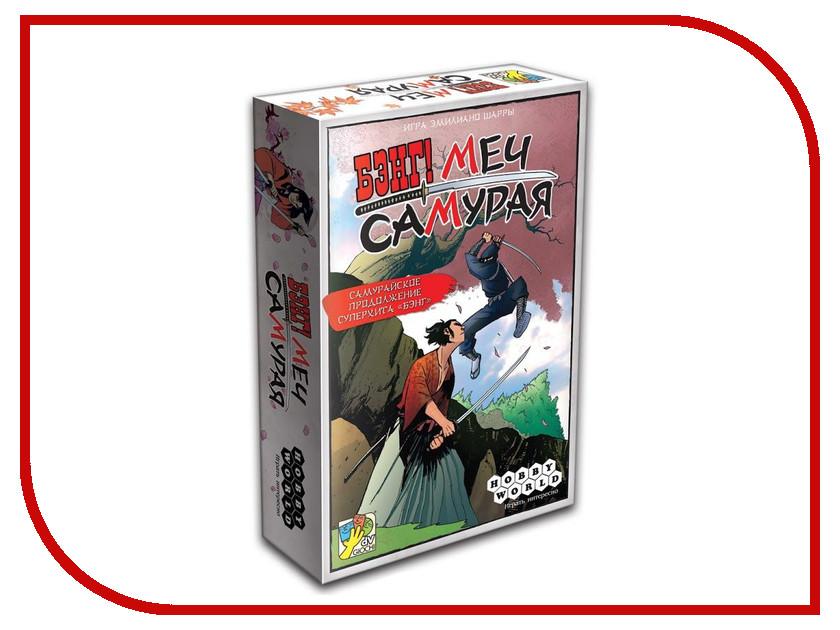 Настольная игра Hobby World Бэнг! Меч Самурая 1421<br>