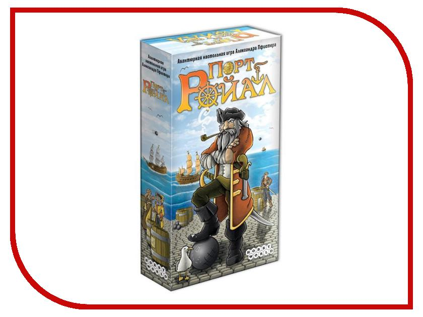 Настольная игра Hobby World Порт Ройал 1533<br>