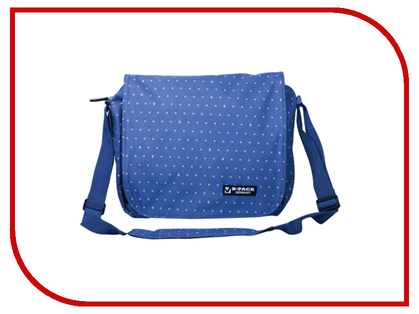 Рюкзак BRAUBERG B-HB1426 Blue 224304<br>