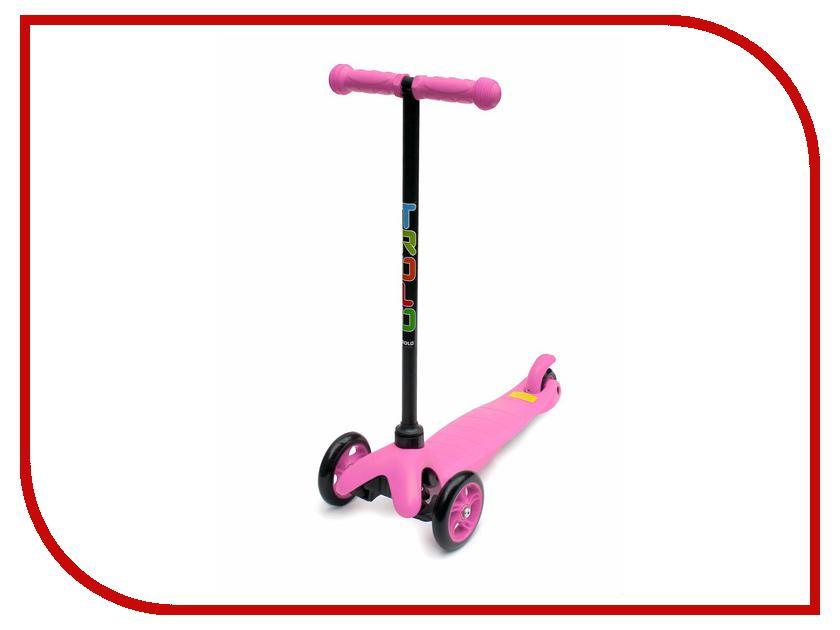 Самокат Trolo Mini Pink<br>