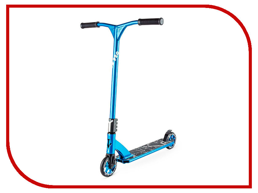 Самокат Fox Scooter Pro V-tech03 Blue