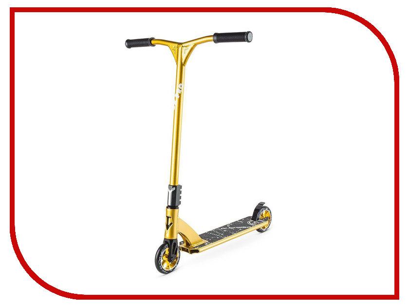 Самокат Fox Scooter Pro V-tech03 Gold