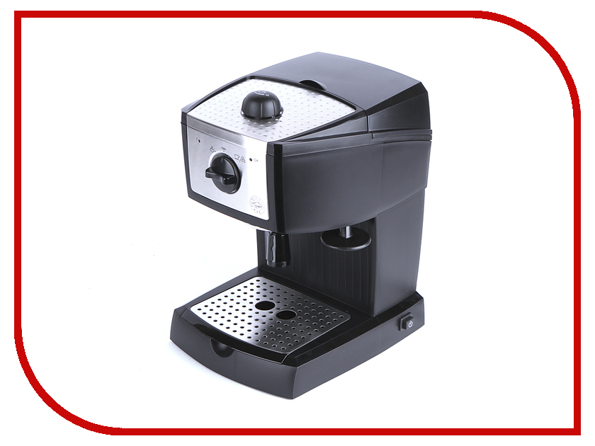 EC 156  Кофеварка DeLonghi EC 156 Black