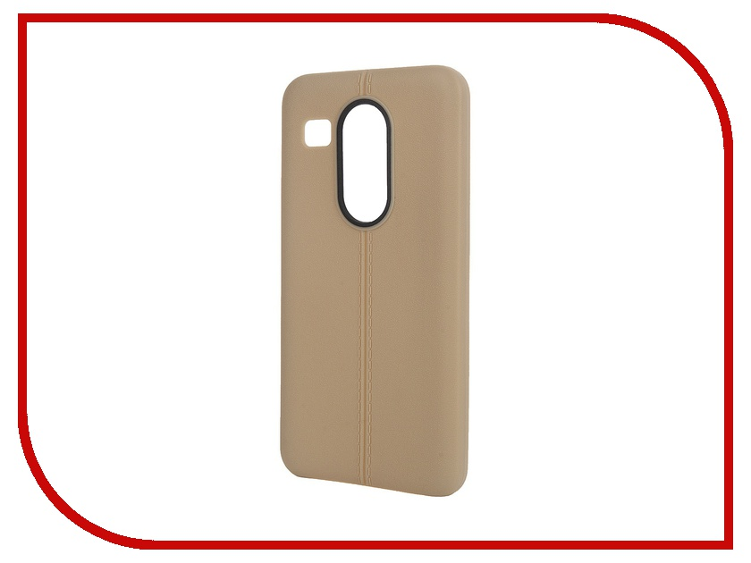 Аксессуар Чехол LG Nexus 5X Apres Soft Protective Back Case Cover Brown