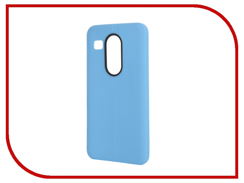 Аксессуар Чехол LG Nexus 5X Apres Soft Protective Back Case Cover Blue