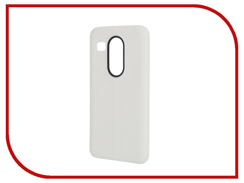 Аксессуар Чехол LG Nexus 5X Apres Soft Protective Back Case Cover White<br>