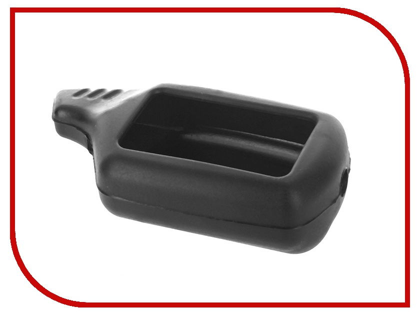 Аксессуар Apres Silicone Case для StarLine B9 / B6 / A61 / A91 Black - чехол на брелок
