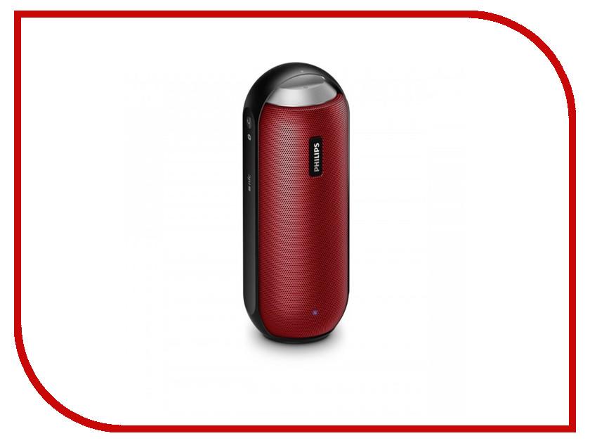 Колонка Philips BT6000R Red<br>