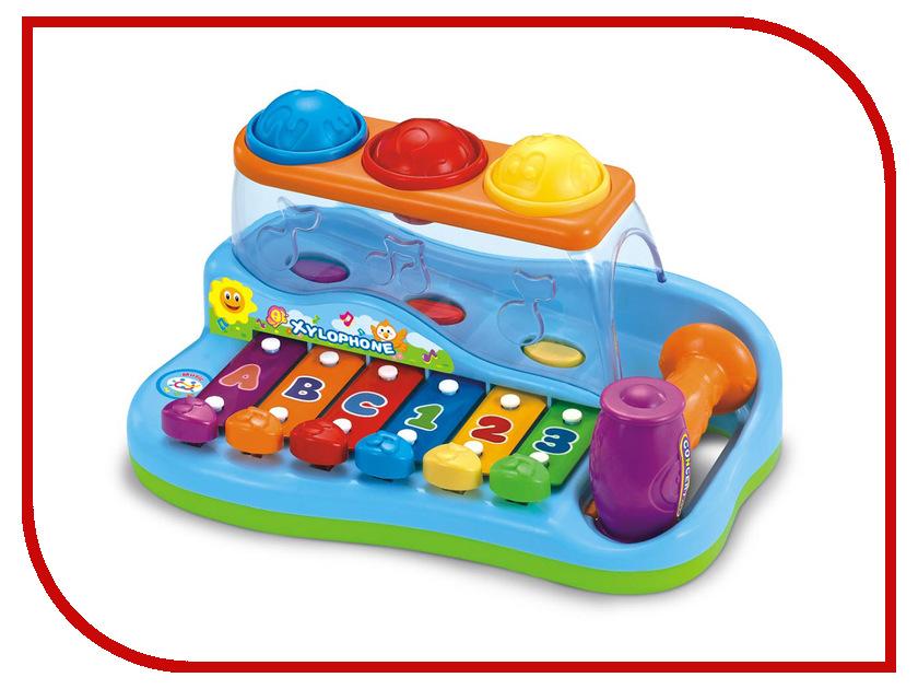 Детский музыкальный инструмент Huile Toys Y61066 standard 120pcs set auto automotive car boat truck blade fuse box assortment 5a 10a 15a 20a 25a 30a power tool accessories