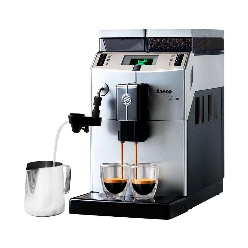 Кофемашина Saeco Lirika Plus недорго, оригинальная цена
