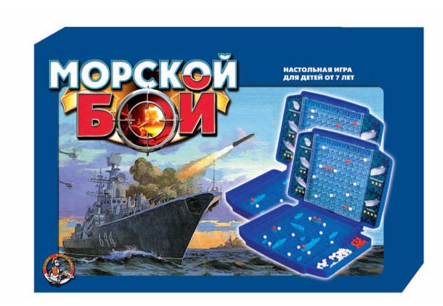 Настольная игра Десятое Королевство Морской бой 1 00992