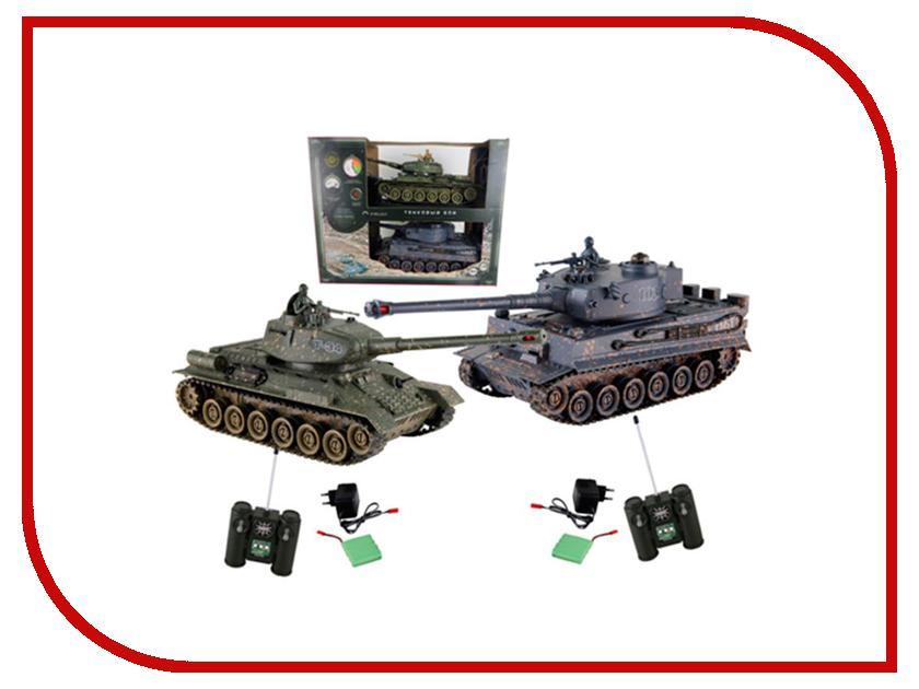 Радиоуправляемая игрушка Yako Танковый бой T-34 vs Tiger 6121<br>