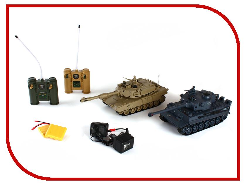 Радиоуправляемая игрушка Yako Танковый бой M1A2 vs Tiger 6126<br>