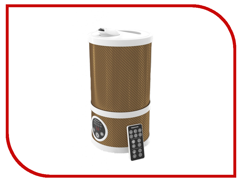 Aquacom MX2-850 Brown Carbon-White aquacom mx2 600