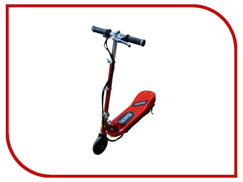 Электросамокат E-scooter E1013-100 Red