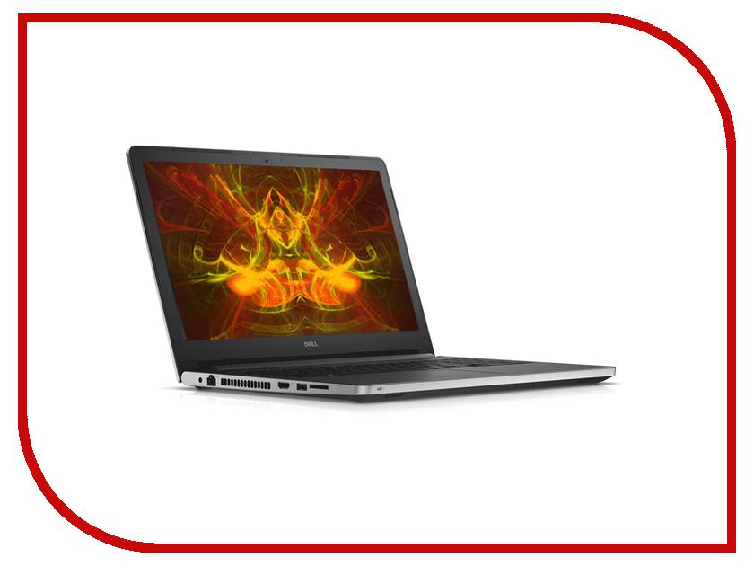 Ноутбук Dell Inspiron 5559 Silver 5559-9341 Intel Core i7-6500U 2.5 GHz/8192Mb/1000Gb/DVD-RW/AMD Radeon R5 M335 4096Mb/Wi-Fi/Bluetooth/Cam/15.6/1920x1080/Windows 10 64-bit 357392<br>
