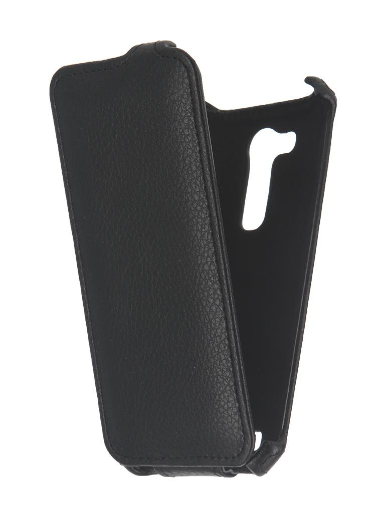 Чехол Zibelino для ASUS Zenfone Go ZB450KL / ZB452KG Classico Black ZCL-ASU-ZB452KG-BLK
