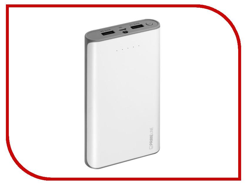 Аккумулятор Prime Line 16000mAh 2.5A White 3353