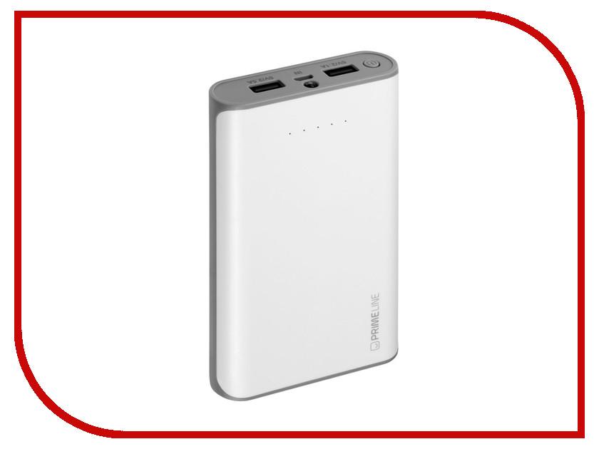Аккумулятор Prime Line 12000mAh 2.5A White 3352