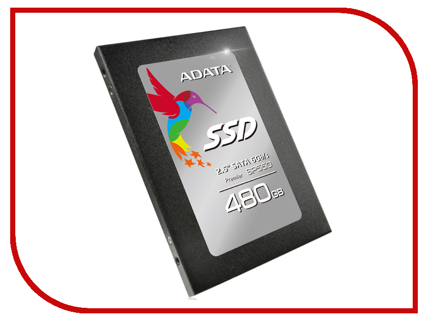 Жесткий диск ADATA Premier SP550 480GB
