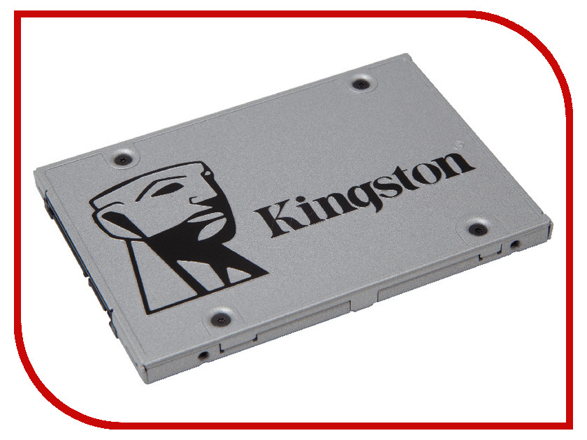 Жесткий диск 240Gb - Kingston UV400 SUV400S37/240G жесткий диск 240gb sandisk ssd plus sdssda 240g g26