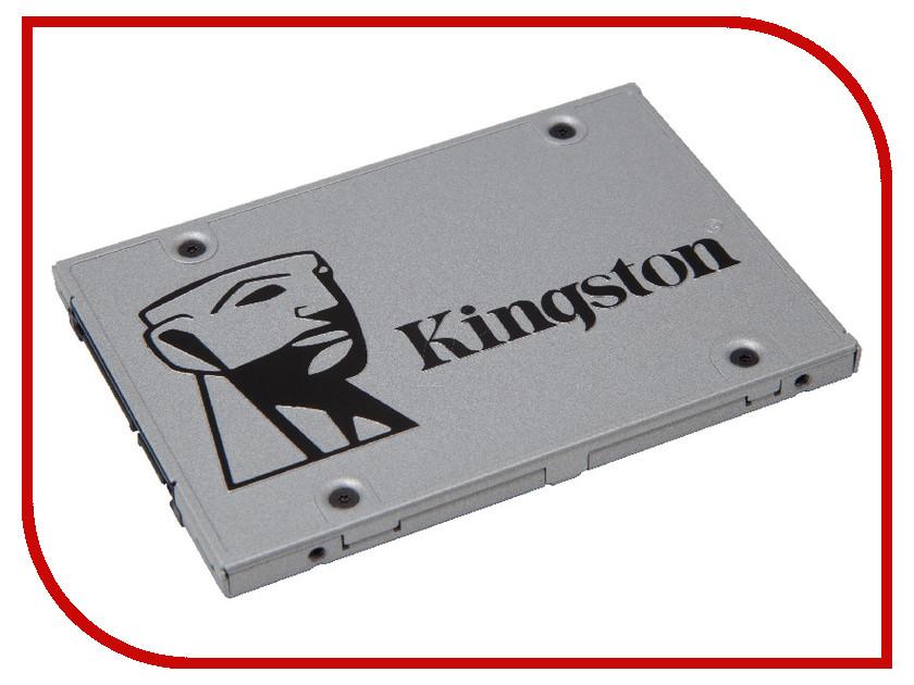 Жесткий диск 480Gb - Kingston UV400 SUV400S37/480G<br>