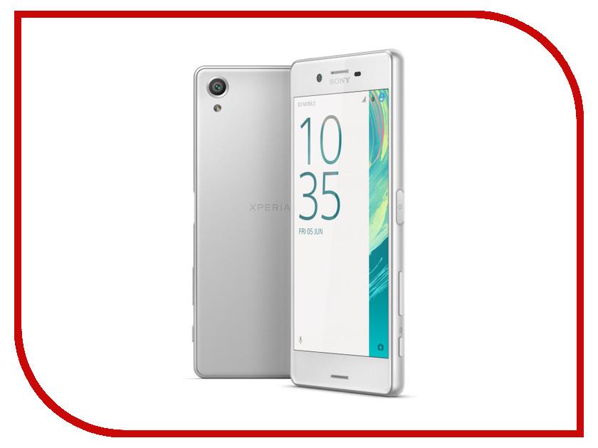 Сотовые / мобильные телефоны, смартфоны F5121 Xperia X  Сотовый телефон Sony F5121 Xperia X White